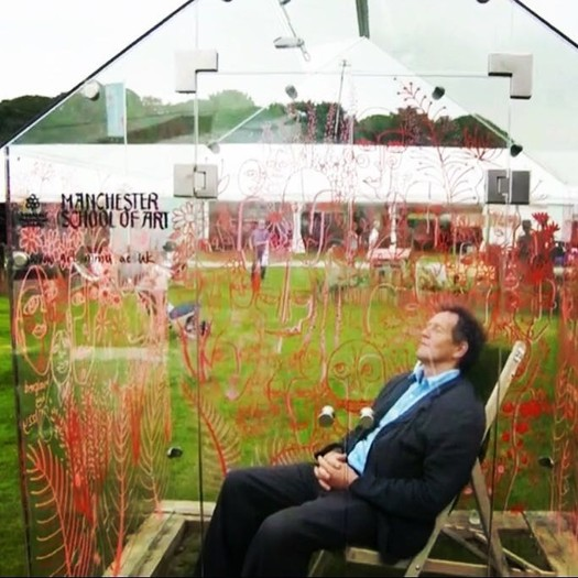 BBC Gardeners World - Monty Don in the greenhouse (2017)