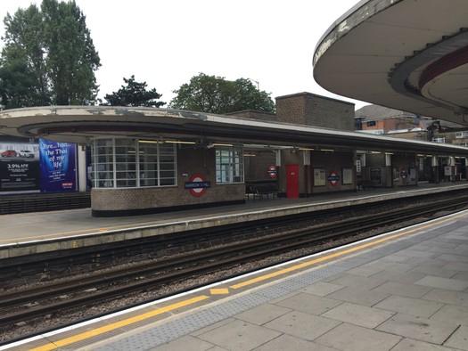 Harrow-on-the-Hill London Underground Station