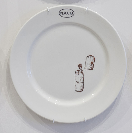 Printed NACB plate