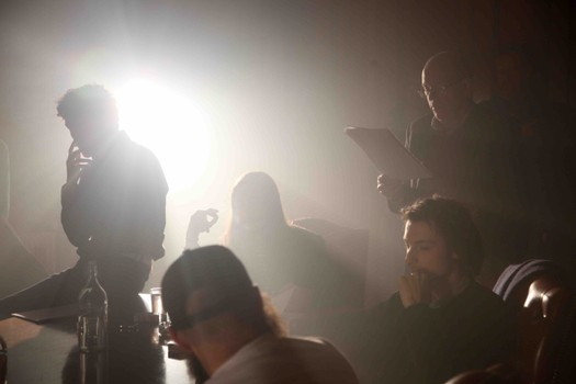 Notes For a Performance - (Re) visioning A Smoky Meeting