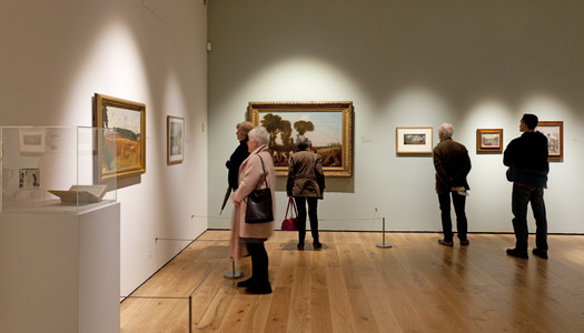 Creating the Countryside Exhibition, Compton Verney