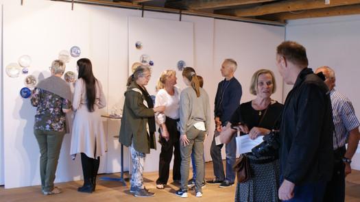 (y)Our Stories, exhibition opening, Guldagergaard, Denmark, 2016