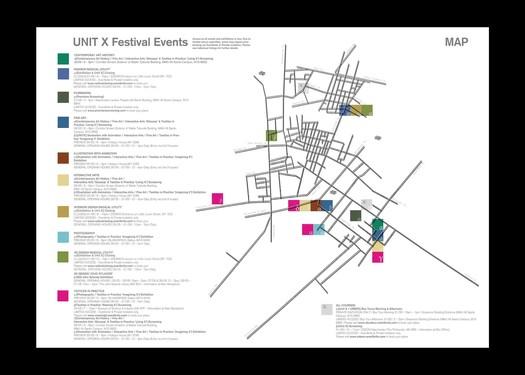 Unit X Festival 2012