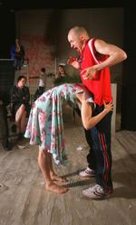 Jasmin Vardimon Dance Company Park Tour 2006