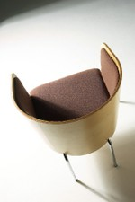 """Inspiral - Latte"" tub chair"