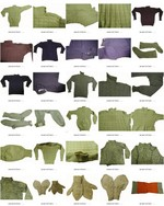 Historical seamless garments 1