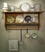 'Beyond the Seas'. Bush pantry, 2008