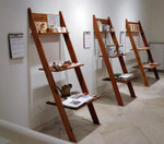 'Beyond the Seas'. HAT project exhibition, British Council, Delhi, 2007