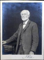 Photographic portrait of Arthur H. Lee (1853-1932) by Elliot & Fry