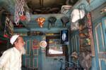 Lala Bhai's repair shop, Ahmedabad.