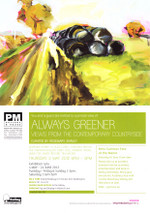 Always Greener Exhibition Invite