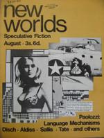 New Worlds 174, 1967