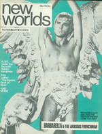 New Worlds disparaged pop science fiction such as Barbarella