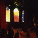 'com.passion' Video Projection
