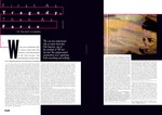 Slavoj Zizek: Editorial spread for Flux Magazine 2009 ( Images Mack :  typography John Walsh MMU )