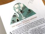 Alice's Adventures in Wonderland. Mock up Chapter header crop