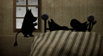 still from The Moomins animation