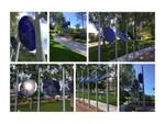 The Blue Garden