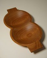 Homage to David Pye - CNC Routed Bowl