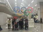 Connected Explorers arrive in Rio 2016
