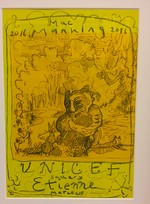 in aid of UNICEF visual research outcomes on empathy trust and migrations