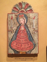 Painted Retablo
