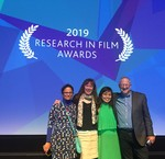2019 AHRC Research in Film Awards